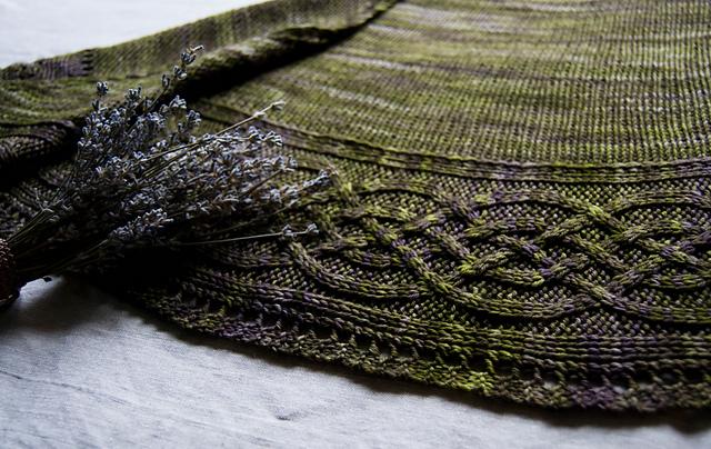 celtic myths shawl