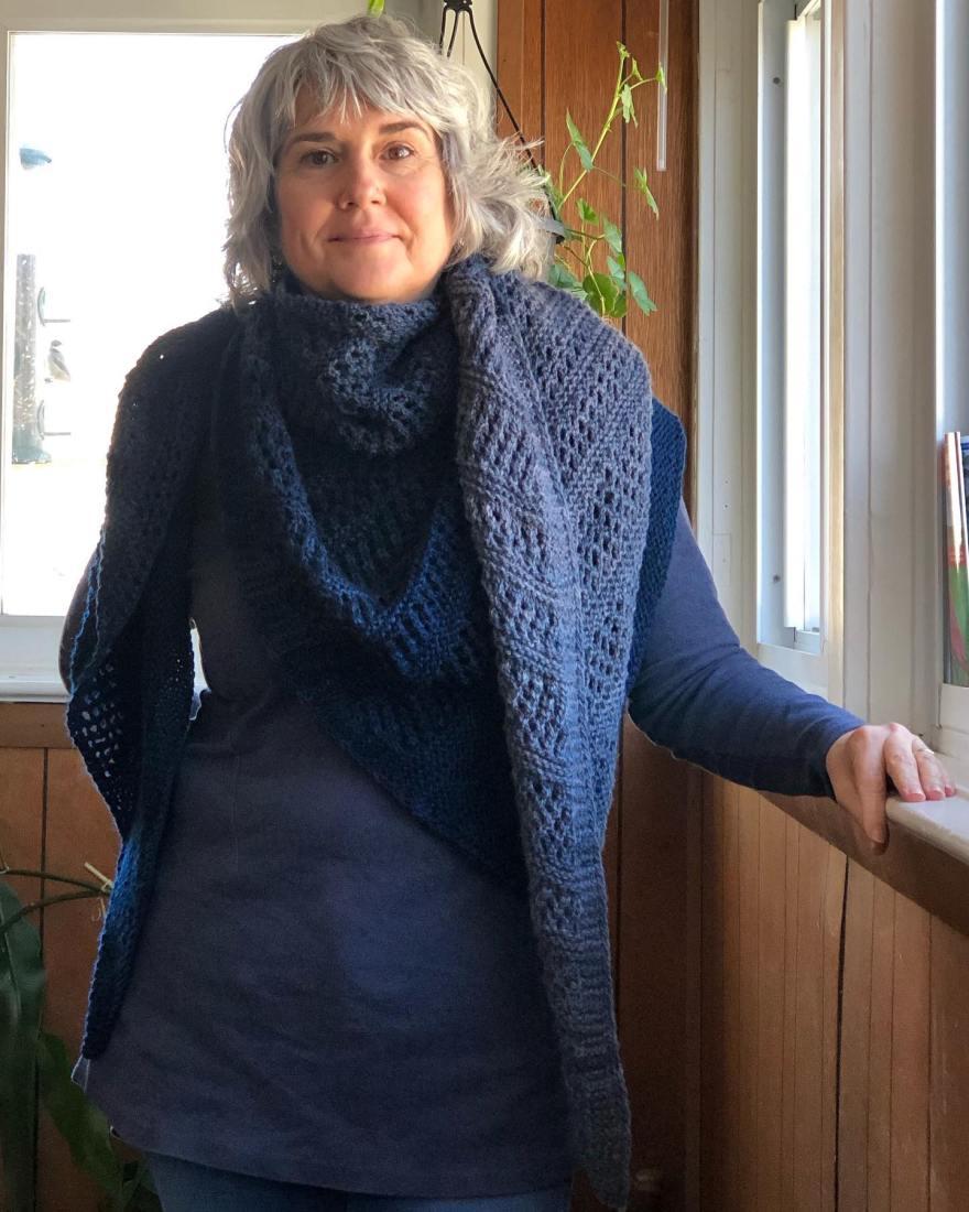 alissa in paris toujours shawl